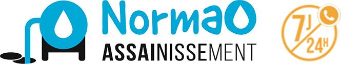 Logo Normao Assainissement